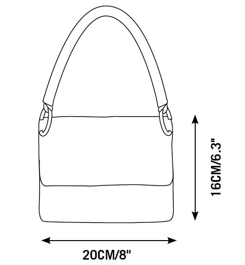 размер сумки