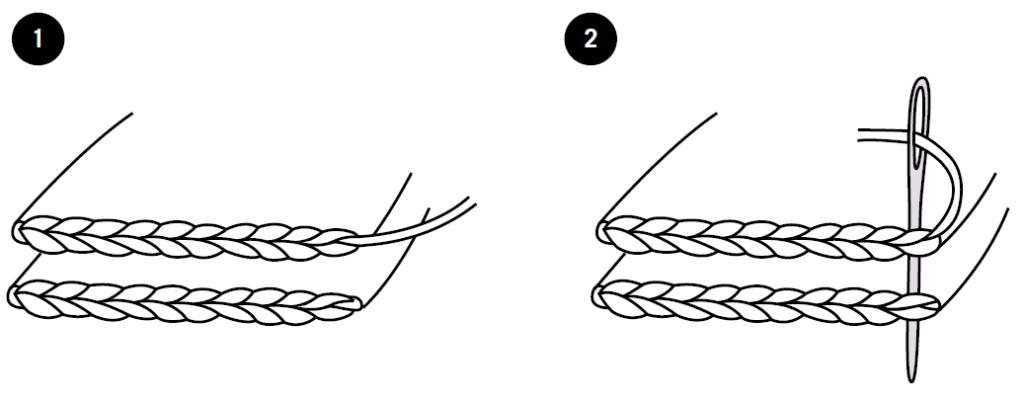 сшивание деталей 1