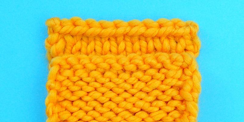 универсальный шов для вязания